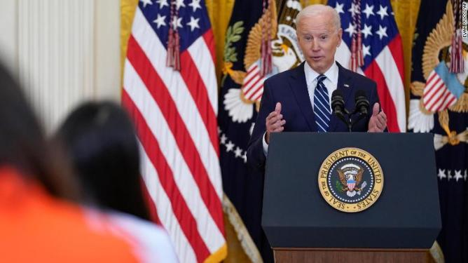 First Biden press conference: President pressed over crisis at the southern border in his first White House news conference - CNNPolitics