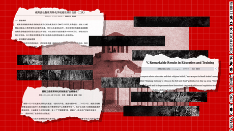 From cover-up to propaganda blitz: China's attempts to control the narrative on Xinjiang