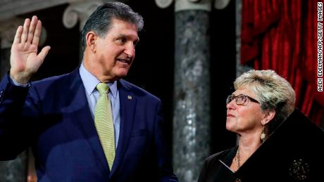 Joe Manchin just crushed liberals' dream for Joe Biden's first term