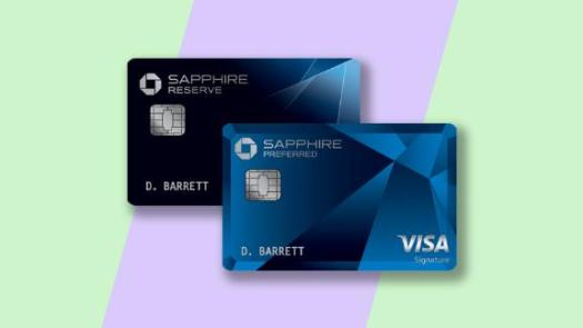 Combine the Chase Freedom Unlimited with either the Chase Sapphire Preferred or Chase Sapphire Reserve credit cards for more valuable rewards.