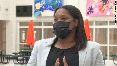 Chon Hester, coordinator of counseling and advisement for Henry County Public Schools, says it's been heartbreaking not to have students in school.