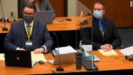 What it's like to be a reporter in the courtroom during the Derek Chauvin murder trial