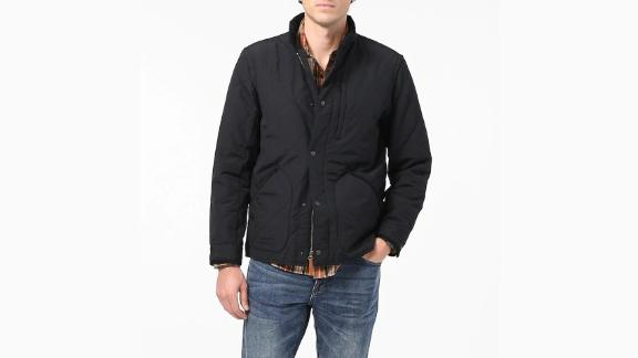 J.Crew Sussex Quilted Jacket With PrimaLoft