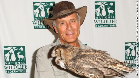 """Animal expert Jack Hanna, shown here at the National Wildlife Federation """"Voices for Wildlife"""" Anniversary gala in 2011, fighting dementia, his family announced.  (Photo by Frederick M. Brown / Getty Images)"""