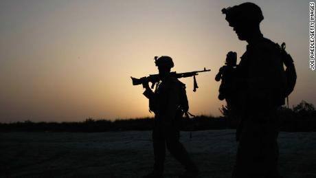 US troop withdrawal from Afghanistan has begun