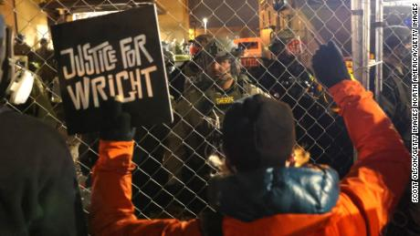The fierce urgency of action on racialized police violence