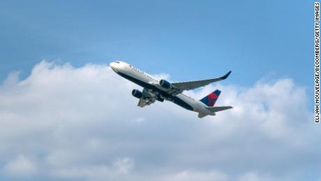 Delta stopped burning through cash in March