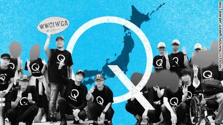 Japan's QAnon disciples aren't letting Trump's loss quash their mission