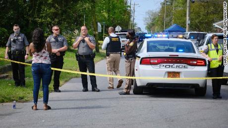 Witnesses describe chaotic scene as deputies shot at Andrew Brown Jr.