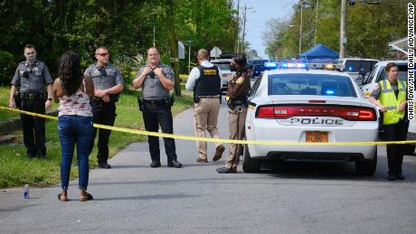 Man in North Carolina fatally shot while deputies served warrant, authorities say