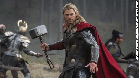 Chris Hemsworth will return as Thor.
