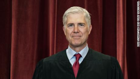 Gorsuch's textualism gives immigrant a chance to challenge deportation
