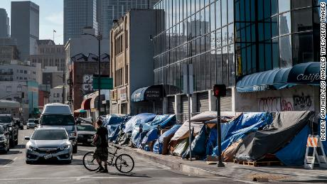 Homeless relief is on the way, but the crisis could get worse as evictions loom