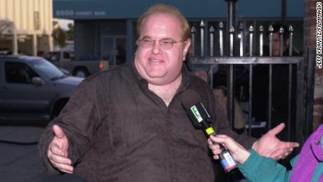 Lou Pearlman in 2001.