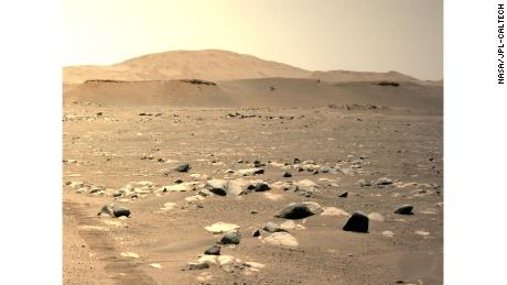 Mars helicopter achieves fastest, farthest flight yet