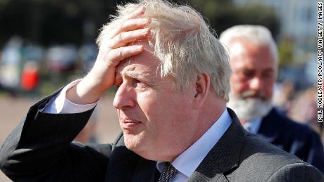 Boris Johnson denied insulting the Kovid-19 victims.  But political crises are arising.