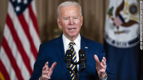 Biden to deliver first joint address to Congress