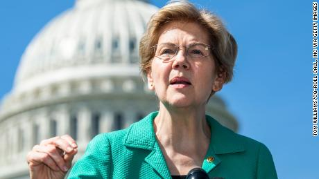 Elizabeth Warren: US taxes are rigged in favor of Amazon, Netflix and other big companies