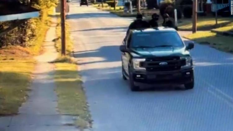 New video shows moments before Andrew Brown Jr. shooting ...
