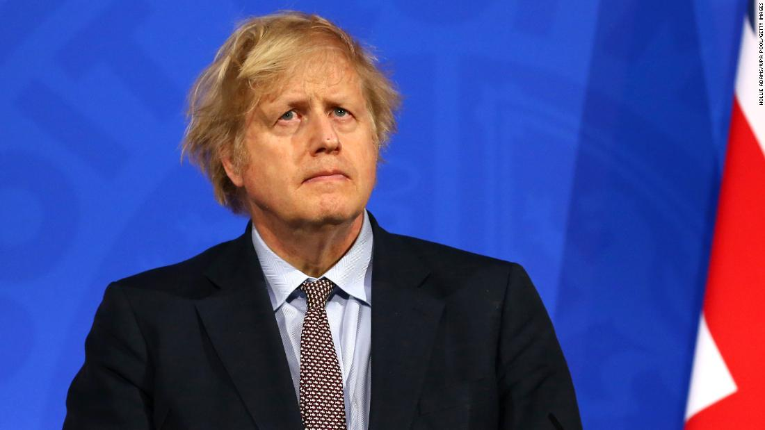 Boris Johnson will face formal investigation into apartment renovation costs