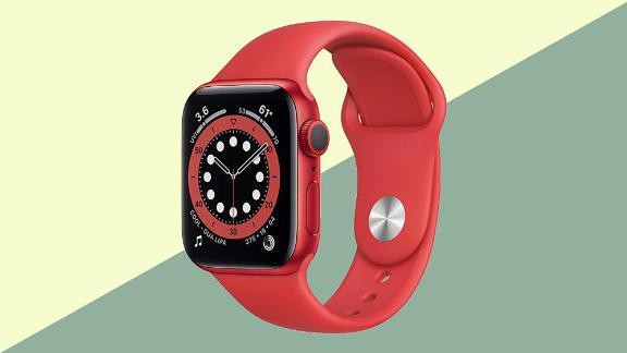 Apple Watch Series 6, GPS, 40 Millimeter