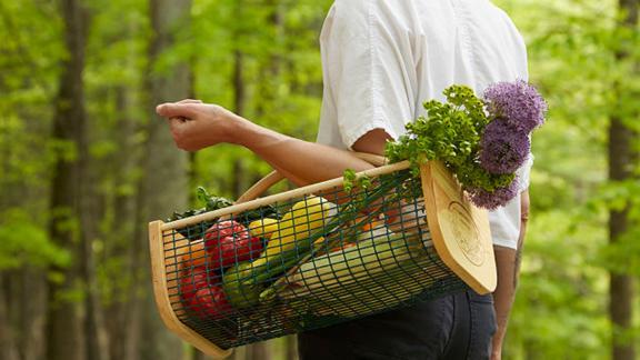 Gardener's Harvest Basket