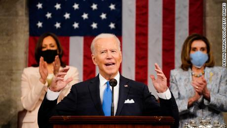 Joe Biden can't stop thinking about China and the future of American democracy