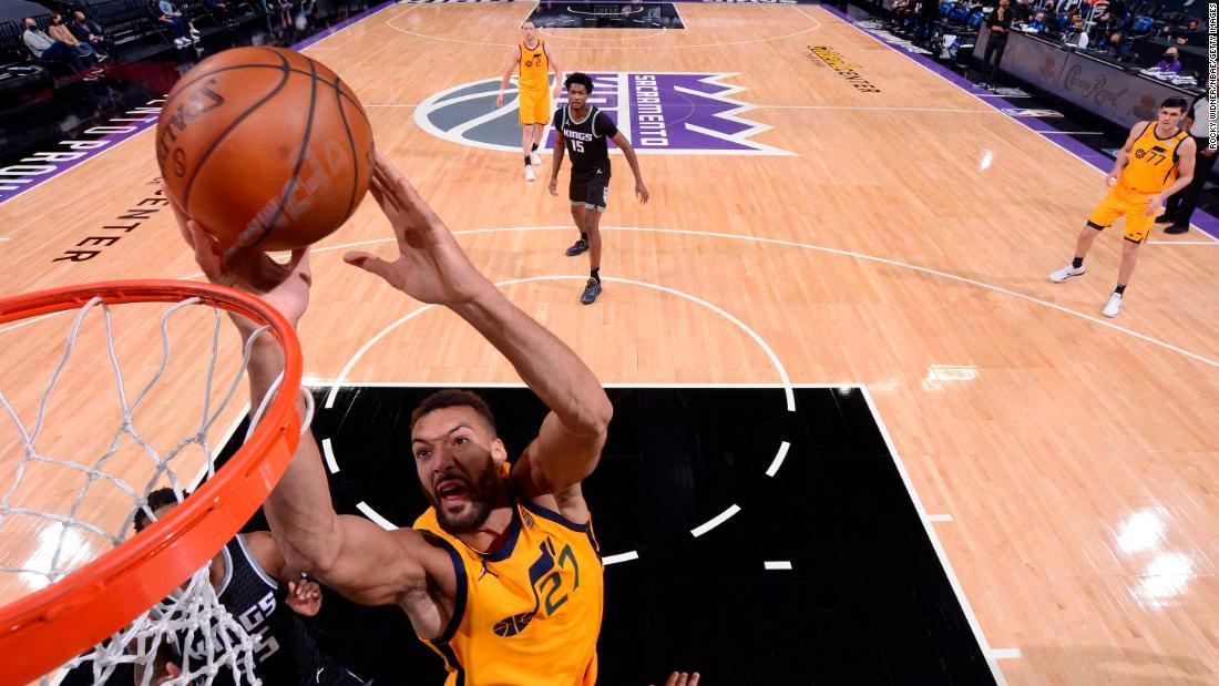 Utah Jazz set a new franchise record after thrashing the Sacramento Kings