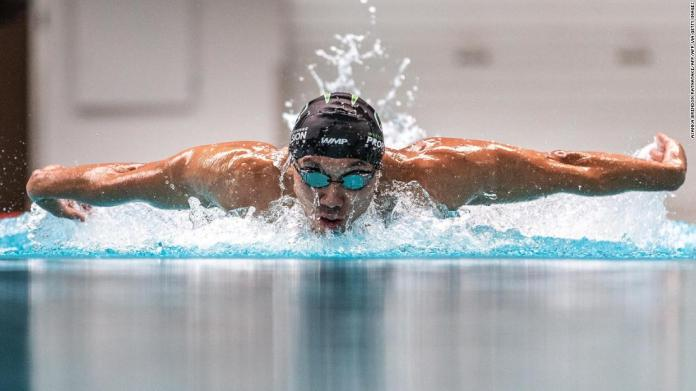 Myanmar swimmer Win Htet Oo: 'Genocidaires do not deserve to be in the Olympics' | Latest News Live | Find the all top headlines, breaking news for free online May 2, 2021
