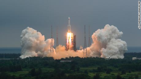 Chinese rocket debris has crashed into Earth. It's not the first time.