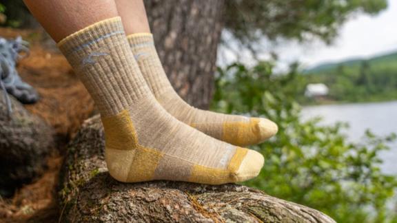 Darn Tough Hiker Women's Micro Crew Cushion Socks