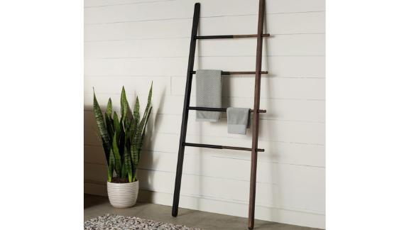 Umbra Hub 4-Bar Adjustable Blanket Ladder