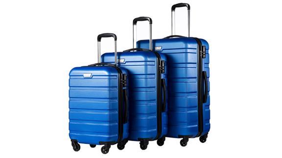 Coolife Luggage 3-Piece Set