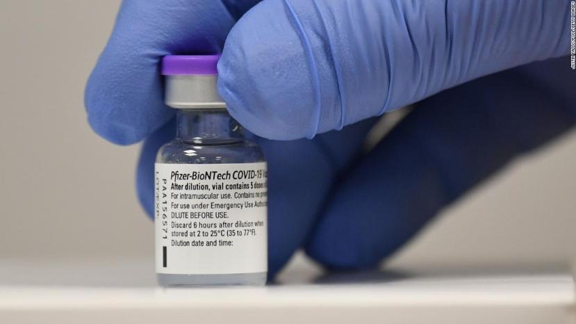 Pediatricians prepare to vaccinate youngest Covid-…