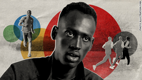The Japanese city that cheers for South Sudan at the Olympics