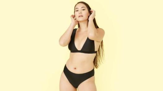 Summersalt The Plunge Bikini Top