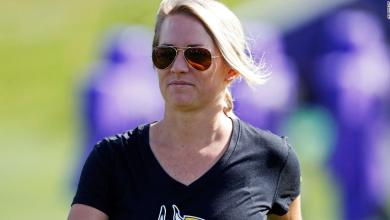 Kelly Kleine: New senior executive with the Denver Broncos is one of the most powerful women in the NFL