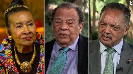 These iconic civil rights leaders have lost most of their friends. But their hope endures
