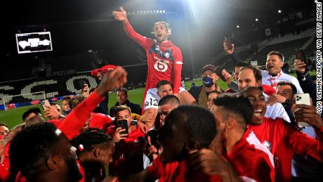 Lille's chemistry and the squad's bond have been crucial to this season's success.