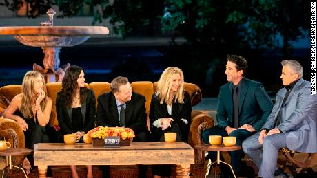 'Friends: The Reunion' delivers the one with a lot of unapologetic nostalgia
