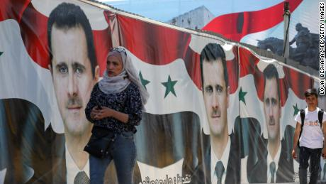 Syrians voted 'non-event';  Assad's victory in presidential election set