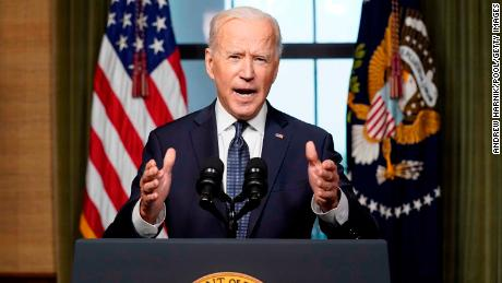 Biden defends decision not to sanction company building controversial Russian gas pipeline