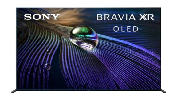 55-inch Sony A90J OLED TV