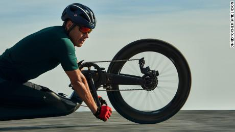 Sanchez hopes to add to his six Paralympic medals in Tokyo.