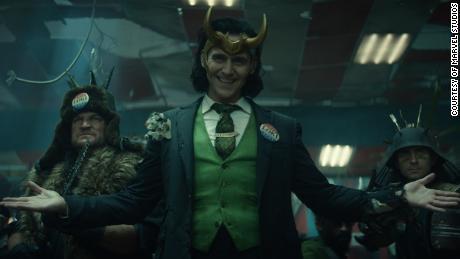 Loki's penis is confirmed in the trailer