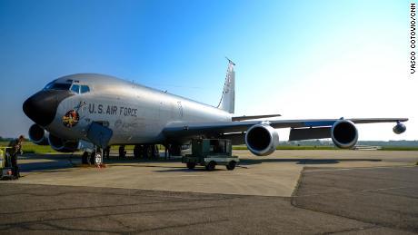 A US Air Force's B-52s were built in the 1950s, as were the KC-135s.
