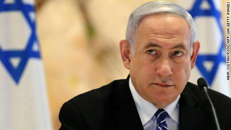 Israeli opposition parties strike coalition deal, clearing the way for Netanyahu '  s output