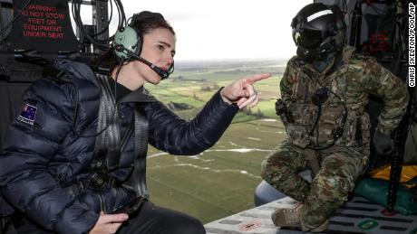 Ardern revealed she had doubted she had the right personality traits for a career in politics.