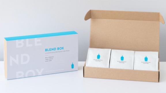 Blue Bottle Coffee Blend Box