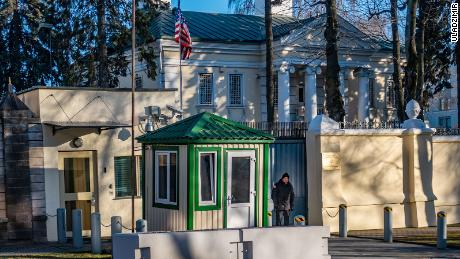 Belarus lashes out at the US, reducing embassy staff numbers